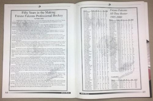 Fresno Falcons History