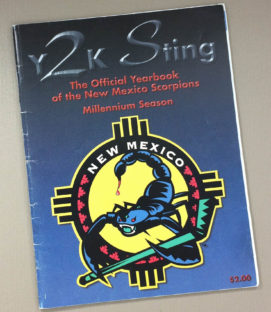 New Mexico Scorpions 2000 Program