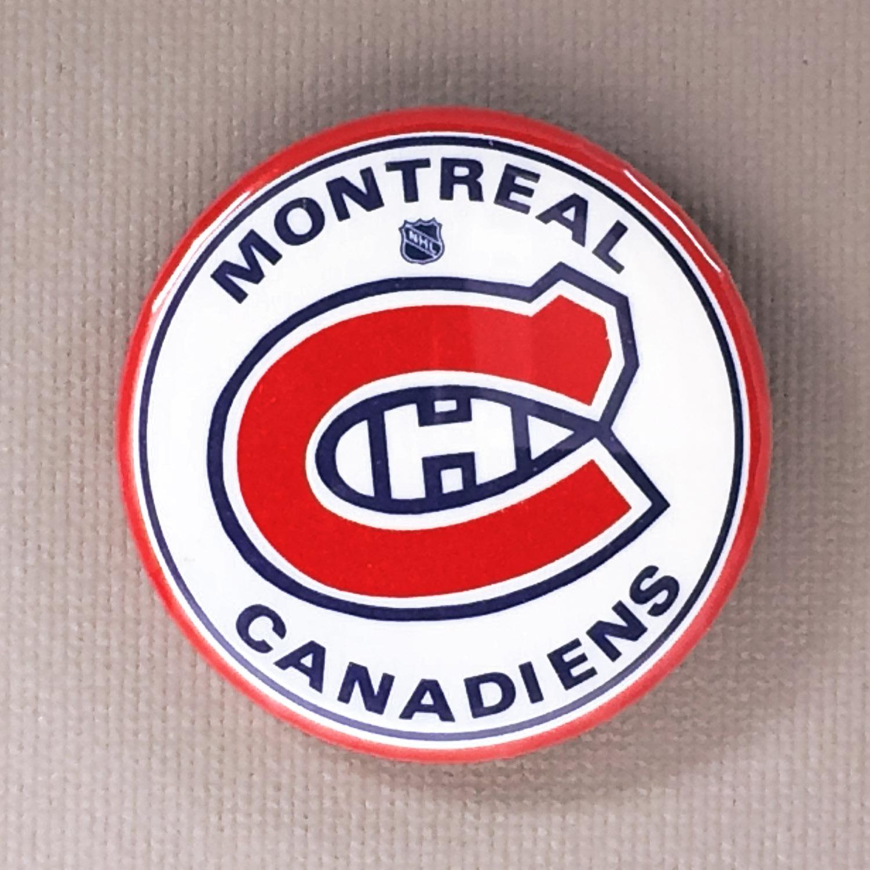 Montreal Canadiens Mini Button