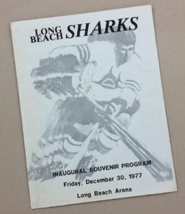 Long Beach Sharks Inaugural Program