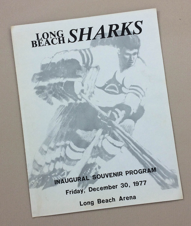 Long Beach Sharks Inaugural Program
