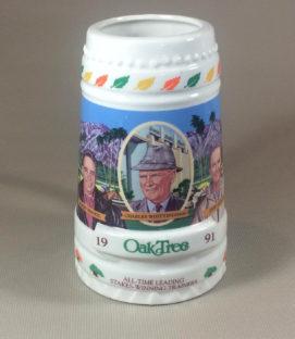 1991 Oak Tree Limited Edition Stein