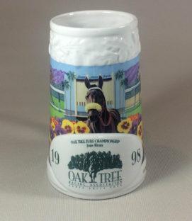 1998 Oak Tree Limited Edition Stein