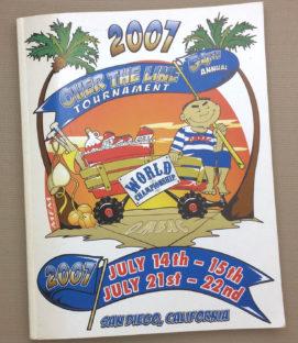 Over The Line 2007 Tournament Program