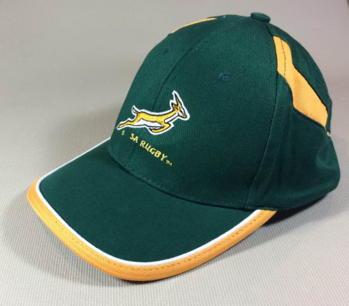 South Africa Springboks Rugby Cap
