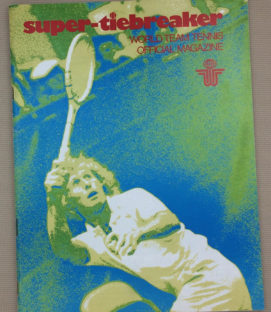 strings racquets 1976 program