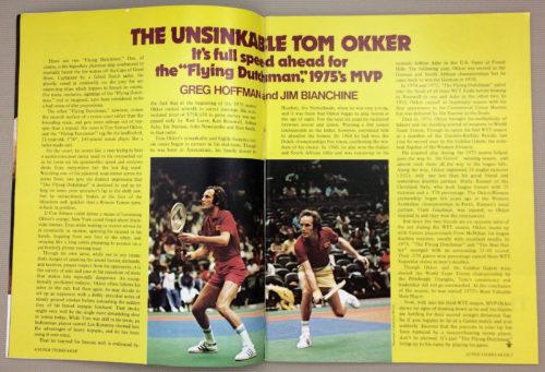 The Unsinkable Tom Okker