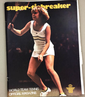 Super Tiebreaker 1977 Program