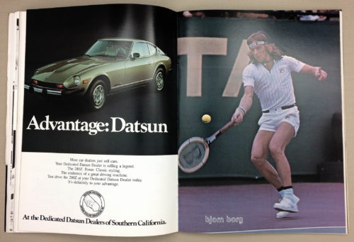 Bjorn Borg World Team Tennis