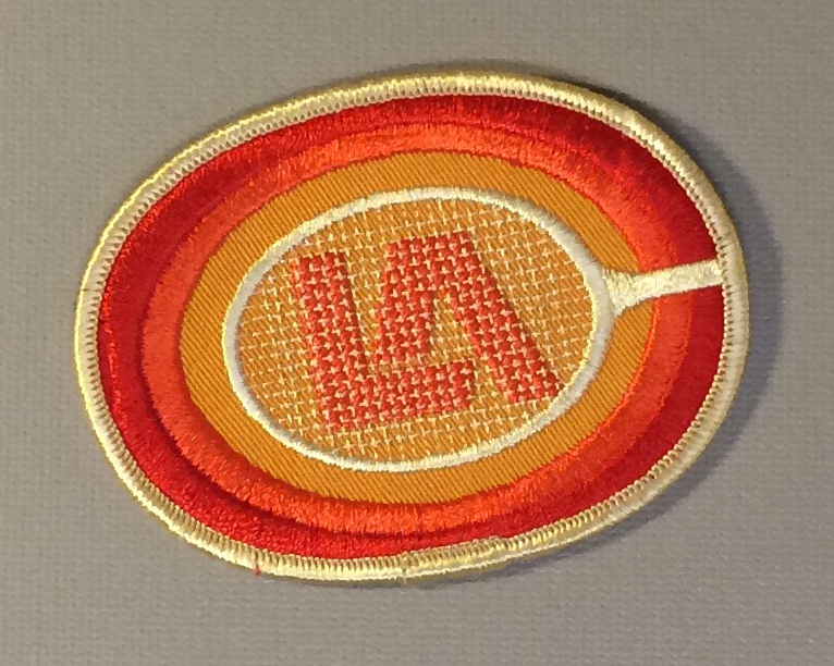 Los Angeles Strings Team Patch