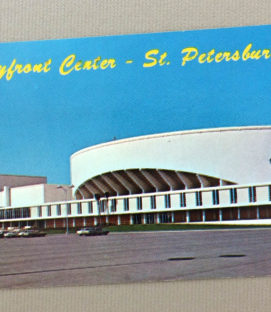 Bayfront Center Postcard