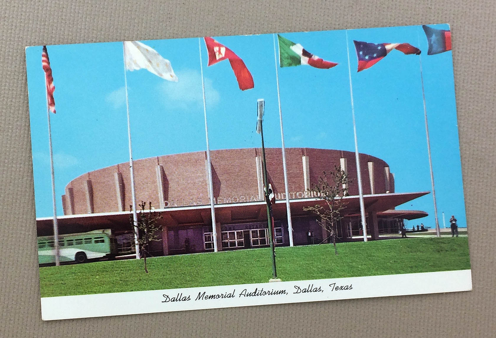Dallas Memorial Auditorium