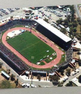 Estadio Olimpico Benito Juarez