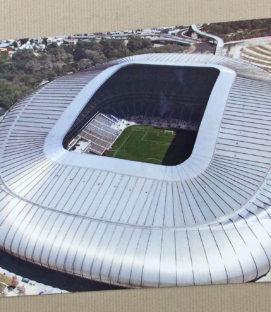 Estadio BBVA Bancomer Postcard