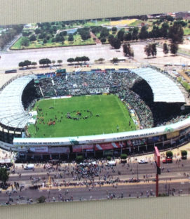 Leon Estadio Nou Camp