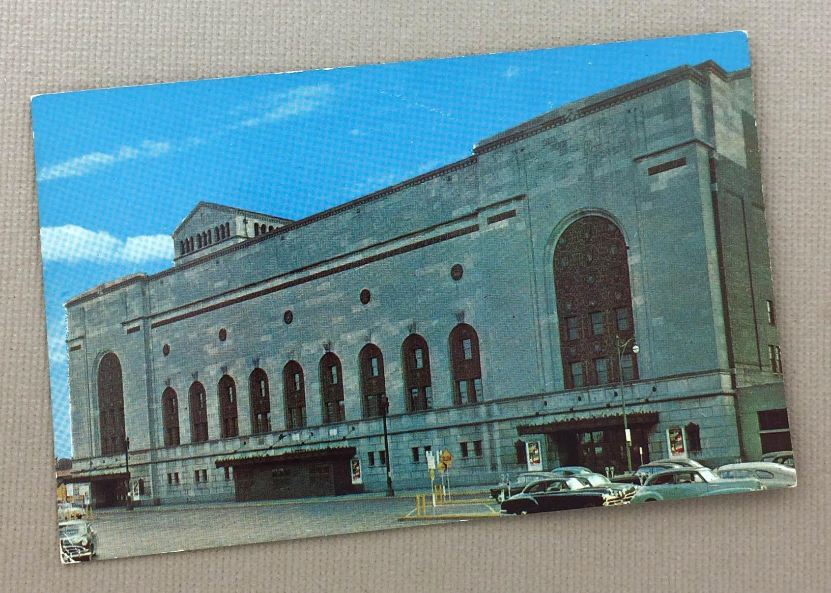 Minneapolis Municipal Auditorium
