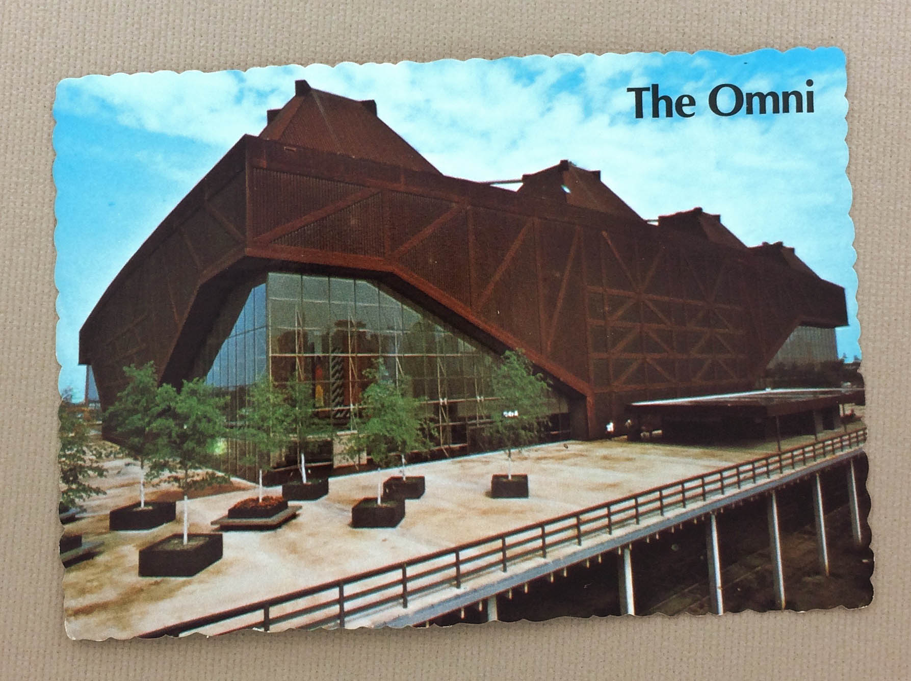 The Omni Coliseum