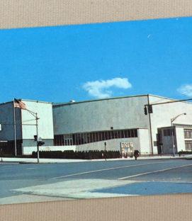 Rochester War Memorial Auditorium