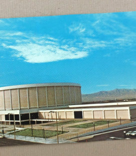 Salt Palace Postcard