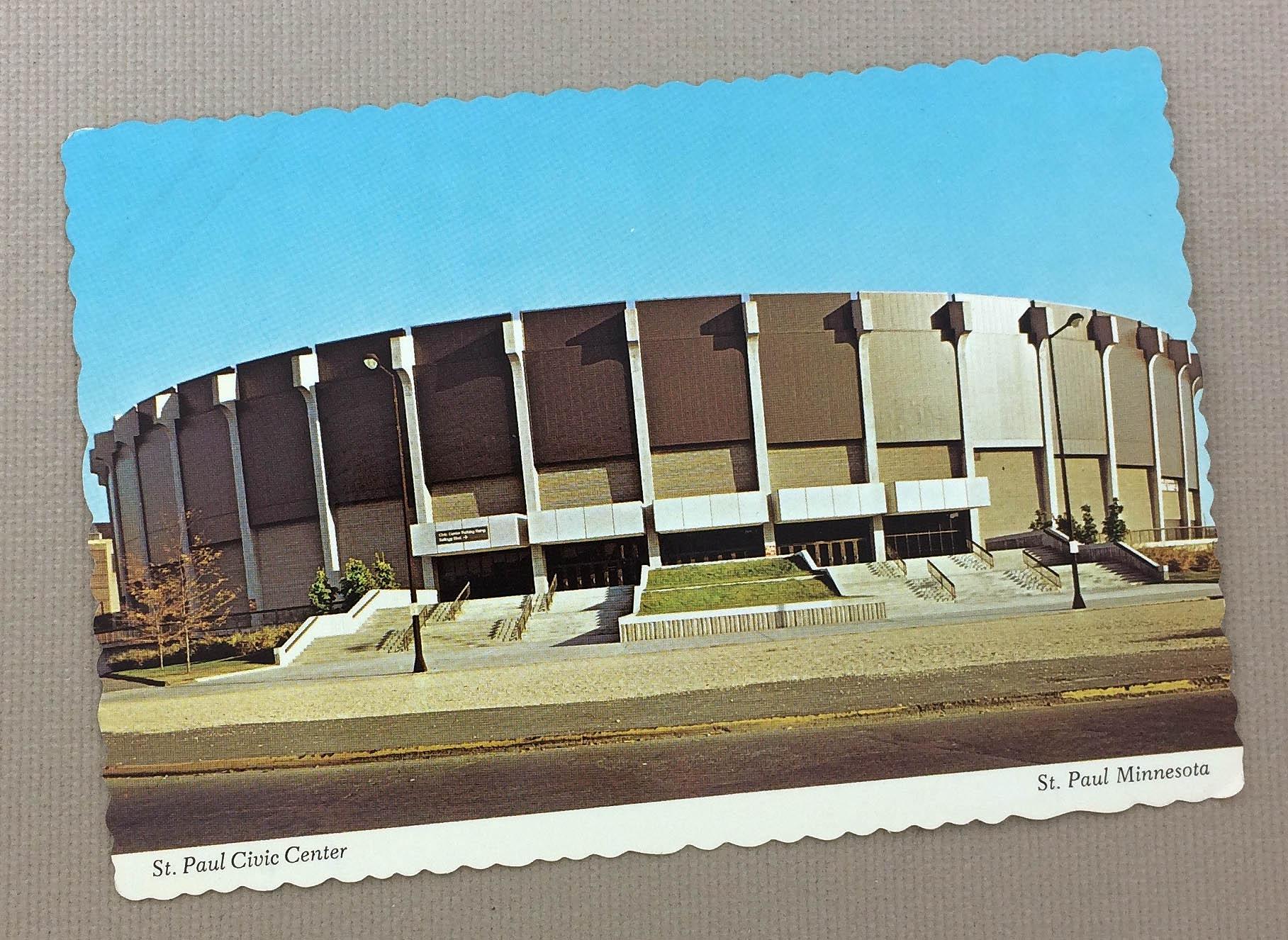 St Paul Civic Center