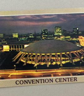 The Scope Arena Postcard
