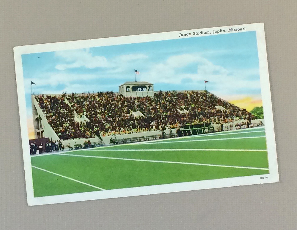 Junge Stadium, Joplin Missouri