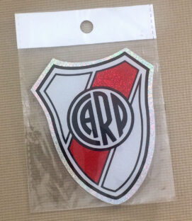 Club River Plate Decal