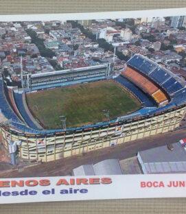 Estadio Bombonera Postcard