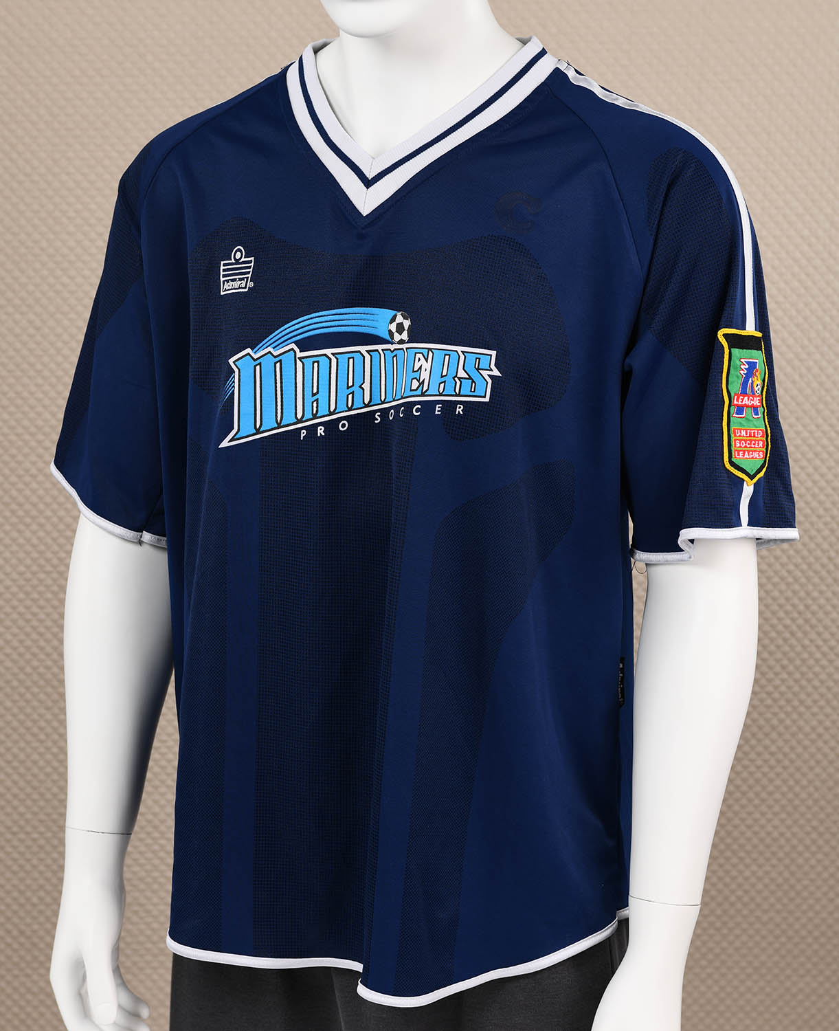 Virginia Beach Mariners A-League Jersey