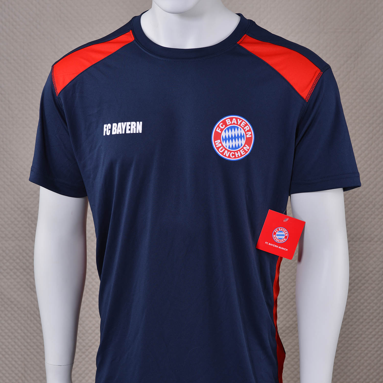 detailed look 8c5b6 59561 FC Bayern Munich Blue Jersey