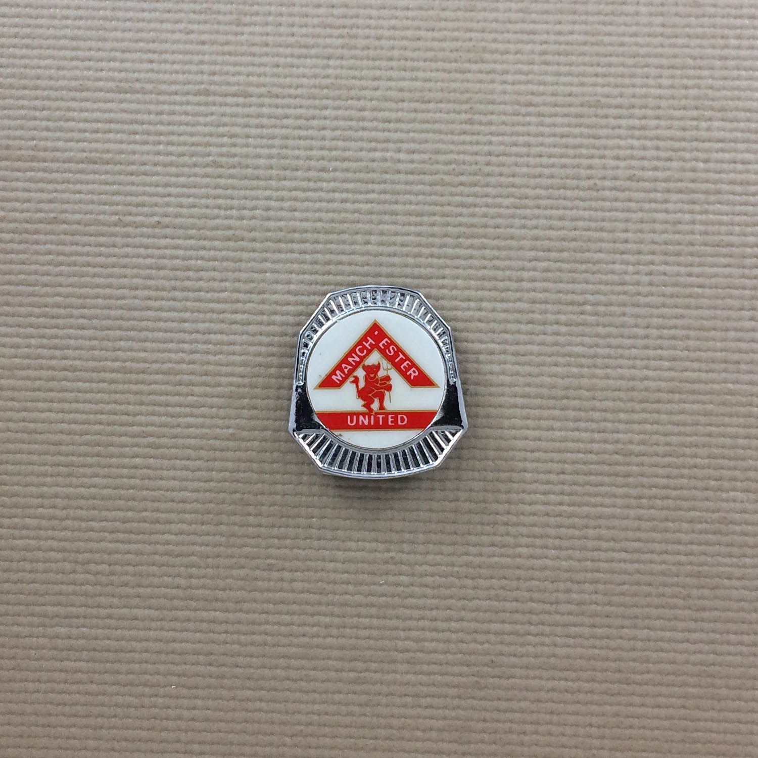 Manchester United Collectors Pin