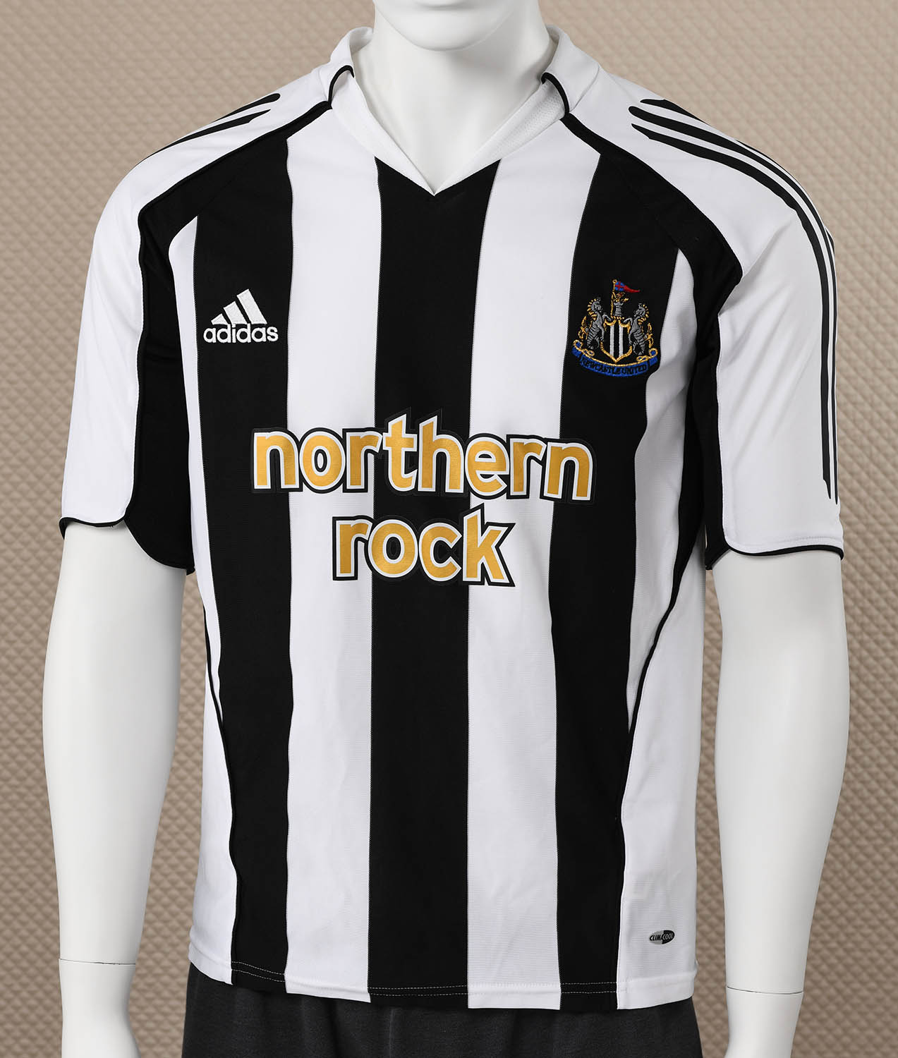 Newcastle United Adidas Home Jersey
