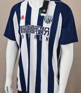 West Bromwich Albion Jersey