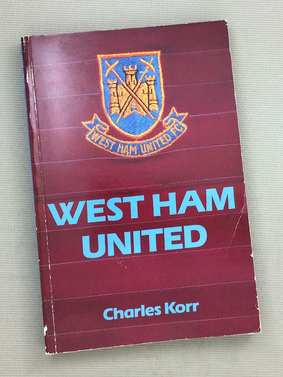 West Ham United by Charles Korr