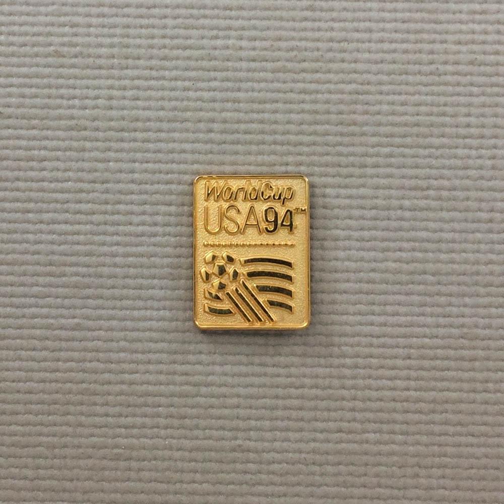 World Cup '94 Brass Logo Pin