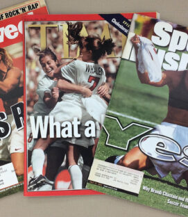 1999 Women's World Cup Magazines