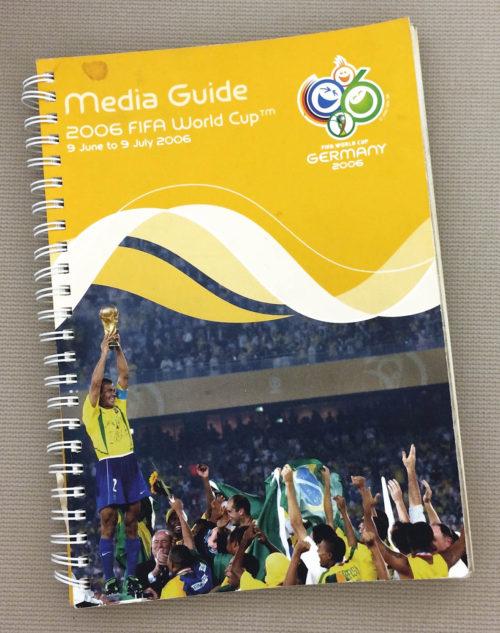 2006 FIFA World Cup Media Guide