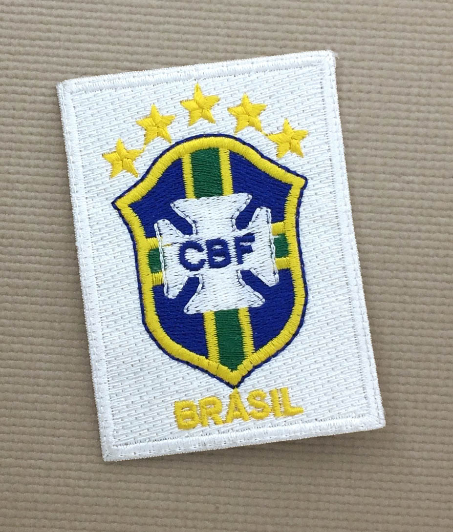 Brasil Federation Patch