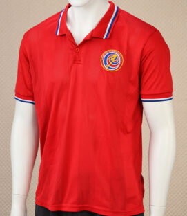 Costa Rica Red Jersey