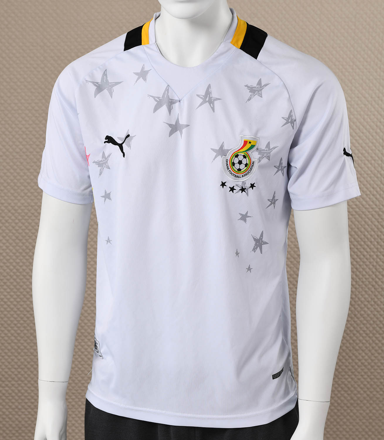 Puma Ghana National Team Jersey