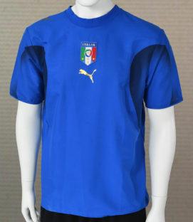 Puma Italia World Cup Jersey