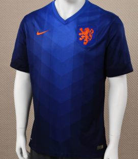 Nike Holland Blue Jersey