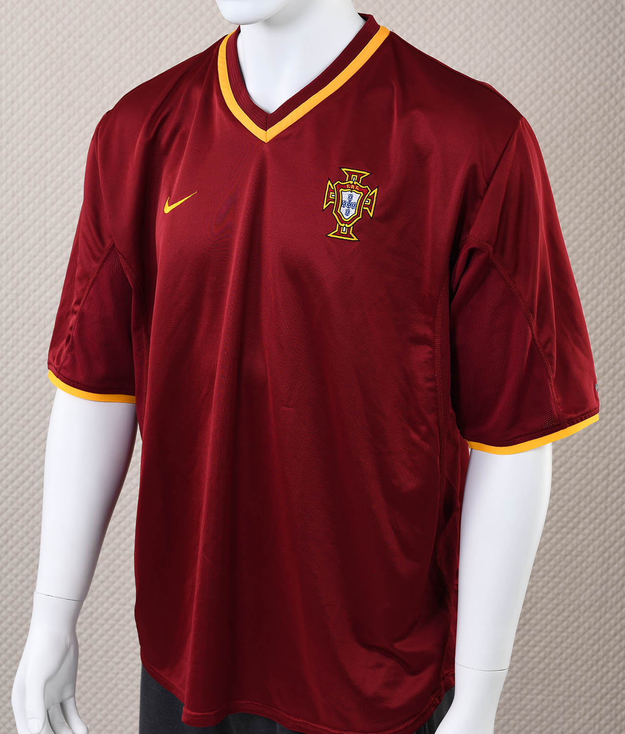World Cup 2002 Nike Portugal Jersey