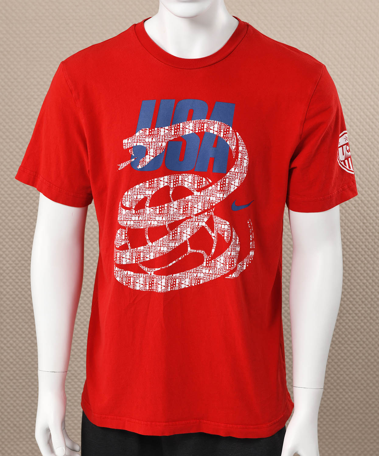 US Soccer Don't Tread T-Shirt