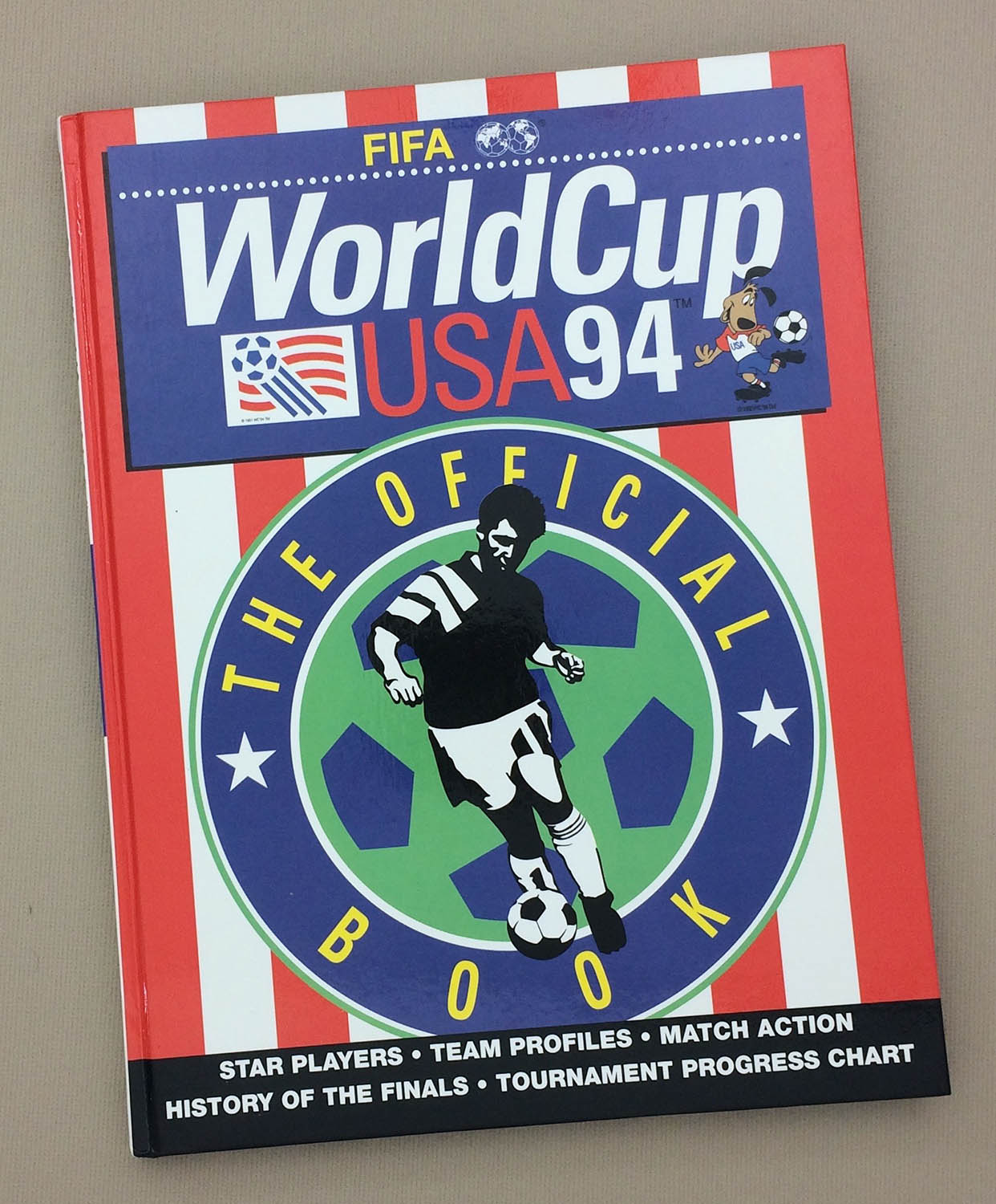FIFA World Cup USA94 The Official Book