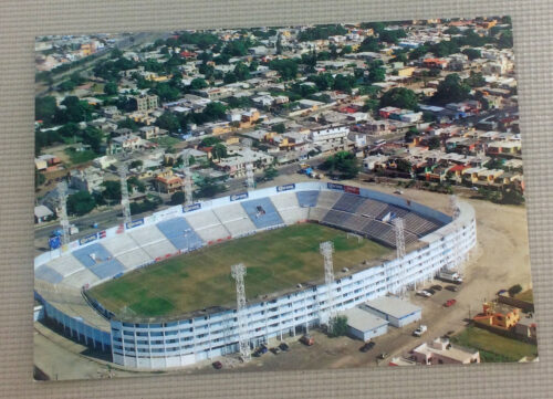Estadio Tamaulipas Postcard