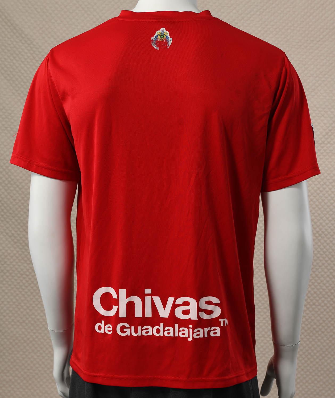 los angeles 8e8b2 216ba Chivas de Guadalajara Red Jersey