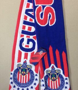 Chivas Soccer Scarf