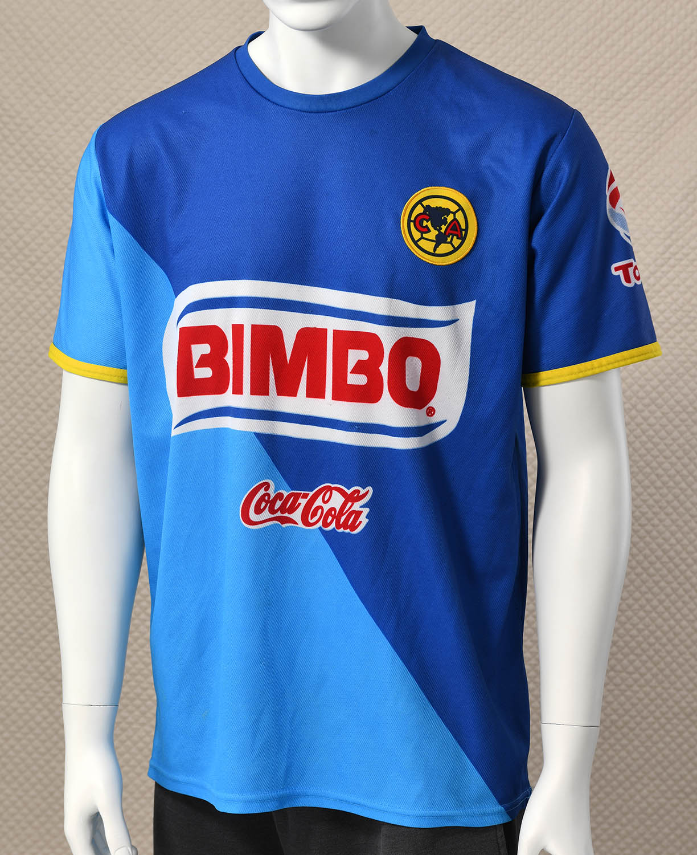 online store 2ac99 efe5b Club America Powder Blue Jersey
