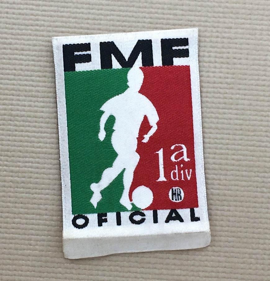 Liga MX Predecessor Patch SportsHistoryCollectibles com
